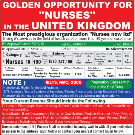 Europe Jobs Uk Jobs High Paying Jobs In United Kingdom