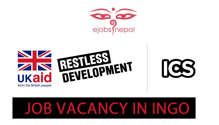 Data Analyst , Salary More than 2 Lakhs, Job Vacancy in INGO