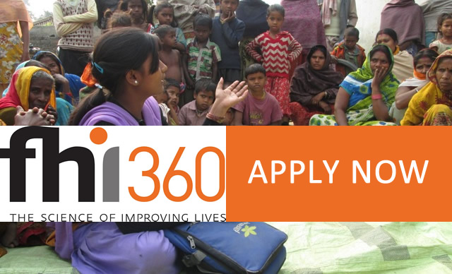 Fhi 360 Job Vacancy Job Finder In Nepal Nepali Job Finder Portal Finds Your Match