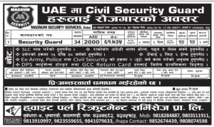 civil security